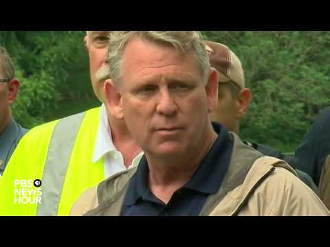 WATCH: Officials provide update on Ellicott City, Maryland, flood cleanup and recovery