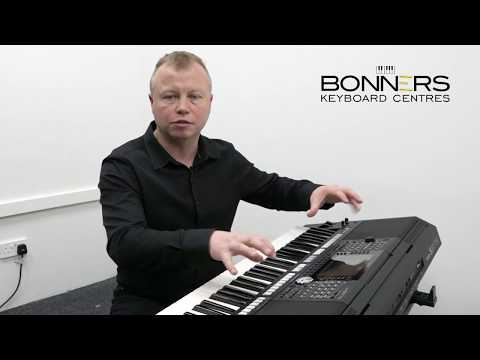 Yamaha PSR S975 Demonstration & UK Buyers Guide