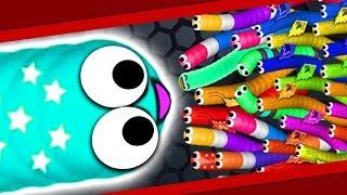 Червячки игра мультик для детей wormate io | Прохождение игры Wormate io | ФАНИ ГЕЙМС
