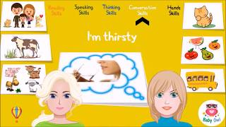 Basic Vocabulary for Kids - 👶 Words |Learn English for children 🍎 & toddlers