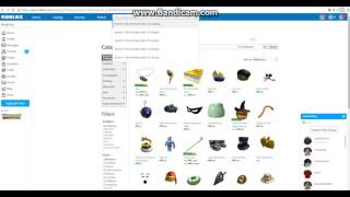 Guide retrieved items without robux in roblox 100% 2017 HOT