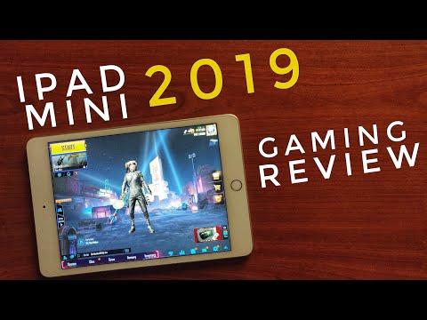 I PAD Mini 2019   Gaming Review   PUBG And Fortnite