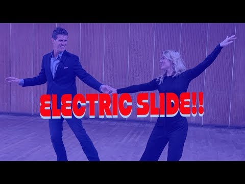How to Dance the Electric Slide?