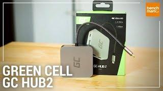 Za mało portów w komputerze? Green Cell GC HUB2 rozwiązaniem!