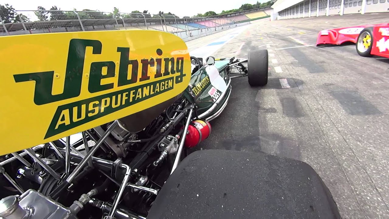 Lotus 69 F2 - YouTube