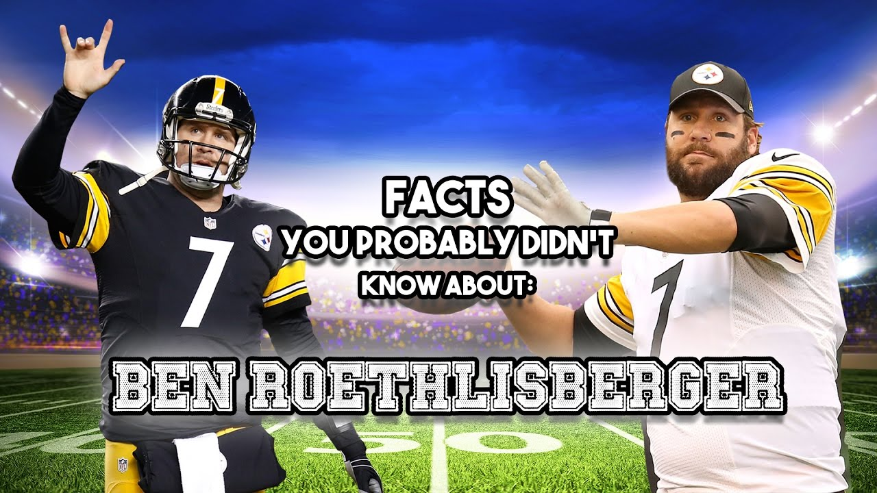 How Many Rings Does Ben Roethlisberger Have