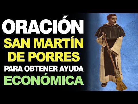 🙏 Oración Poderosa a San Martín de Porres PARA OBTENER AYUDA ECONÓMICA 💵