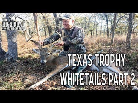 Texas Trophy Whitetails Part 2
