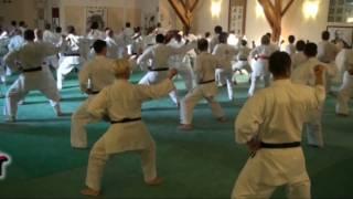 Pinan Sandan - Shidokan france karate shorin ryu