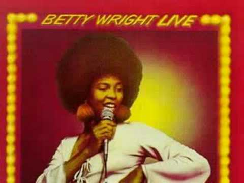 Betty Wright - A Song For You