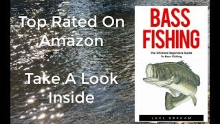 Bass Fishing Books-Bass Fishing The Ultimate Beginner's Guide-Gifts For Fishermen