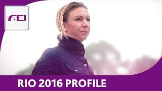 laura graves profile for the rio 2016 olympic games – equestrian dressage