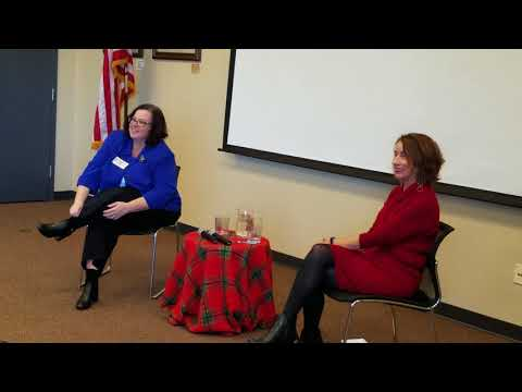(3/3) 16th District Congressional Candidate Forum: Sara Dady