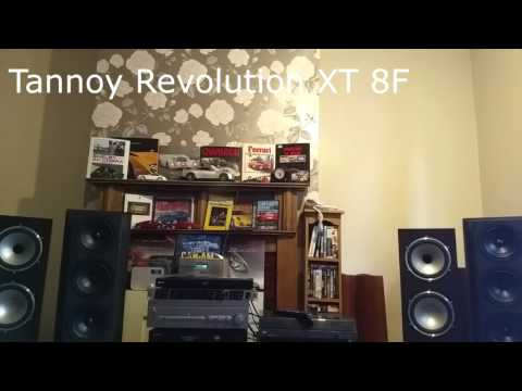 Tannoy Revolution XT 8F vs KEF Reference 1053  classical music