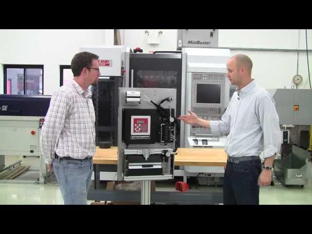 Unist Metal Forming Minute #3: Unist SPR-2000™ Programmable Fluid Contoller