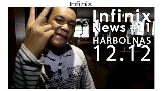 Infinix News #11 - HARBOLNAS 12.12