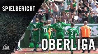 FC International Leipzig – BSG Chemie Leipzig (28. Spieltag, NOFV-Oberliga Süd)