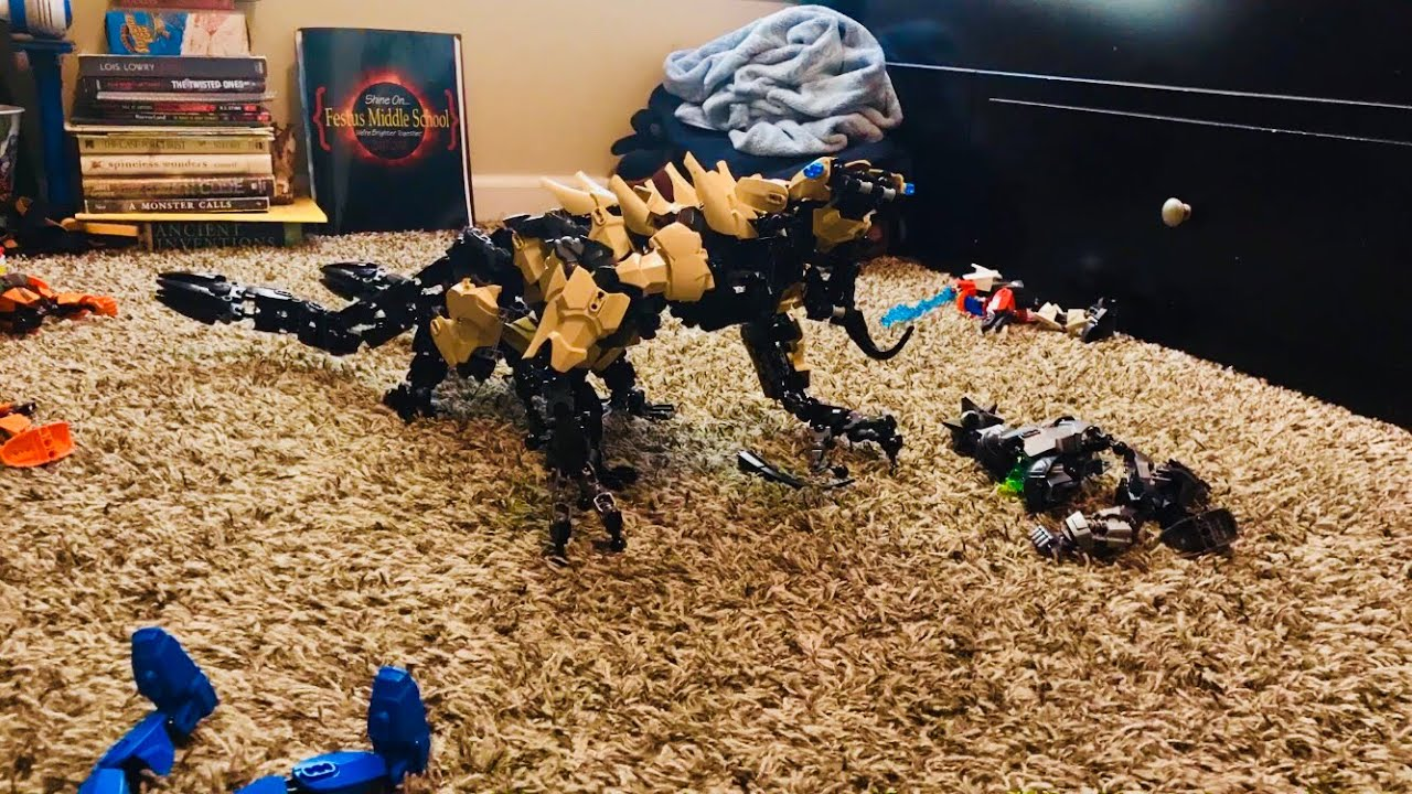 Kobe S Lego World Mega Kaiju Vs Jaegers Youtube For my pacific rim entry, i decided to go with a bug theme, with inspiration from a stag. kobe s lego world mega kaiju vs jaegers