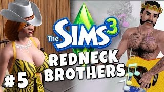 Sims 3 - Redneck Brothers #5 - The Band