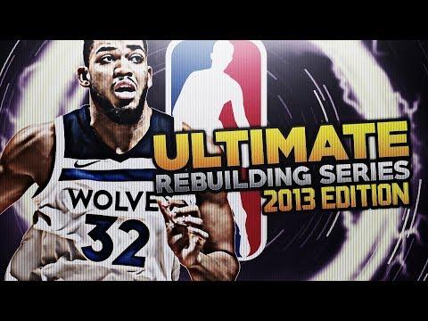 SUPER TEAM! ULTIMATE REBUILDING SERIES #7 - NBA 2K18