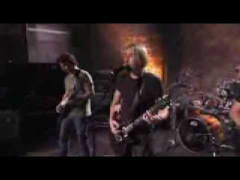 Nickelback - Gotta be Somebody @ Soundcheck