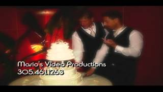Same sex Wedding  Mario's Video Productions 305.461.1263 Thumbnail