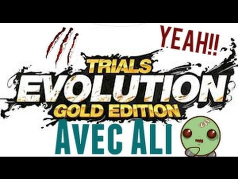 TRIALS EVOLUTION!!!!!Gold Edition |