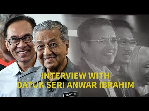 Interview with Anwar Ibrahim: No time frame to succeed Dr M