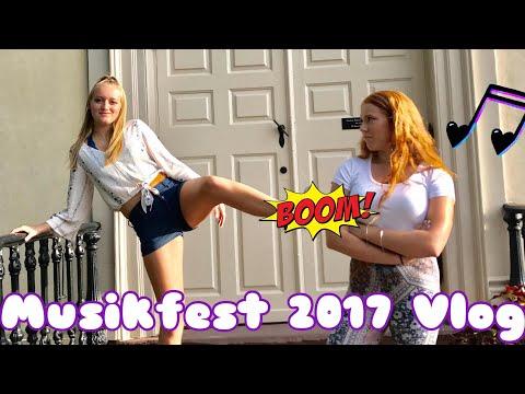 HUGE MUSIC FESTIVAL VLOG/ MUSIKFEST 2017