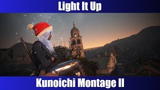 "[BDO] Kunoichi Montage 2 - ""Light It Up"""