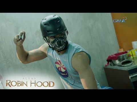 Alyas Robin Hood 2017: Yoyo boy, the new super hero