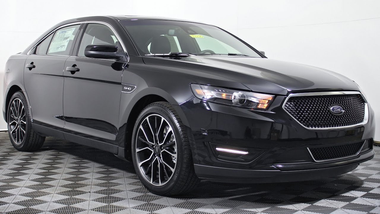 2017 ford taurus sho 3 5l ecoboost awd at eau claire ford lincoln quick lane