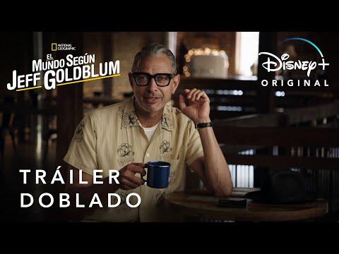El Mundo Según Jeff Goldblum | Tráiler Oficial Doblado | Disney+