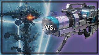 Destiny 2: How to Do More Damage vs. Argos - Damage Comparison