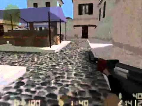 Counter Strike Portable Psp Gameplay Download Youtube