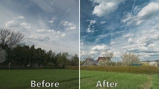How to edit Timelapse Videos in Lightroom and Premiere Pro