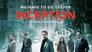On july 16, 'inception' turns 10 years old! in celebration, here's some trivia and fun facts about christopher nolan's 2010 dream-diving blockbuster starrin...