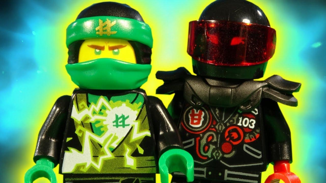 cheaper quality products cheap for sale LEGO NINJAGO SONS OF GARMADON - SPINJITZU LLOYD