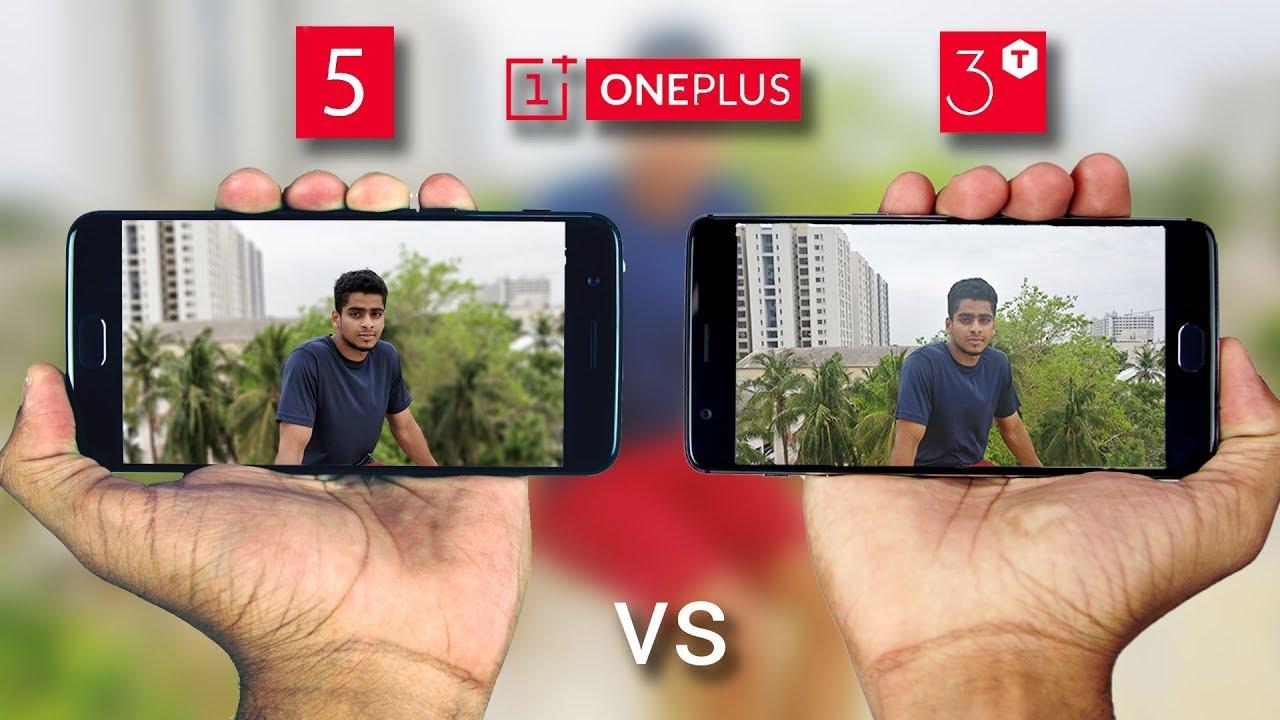 Oneplus 5 Vs Oneplus 3t Camera Comparison Youtube