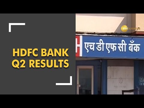 HDFC Bank's net rises 20.6% to Rs 5,006 cr in Q2