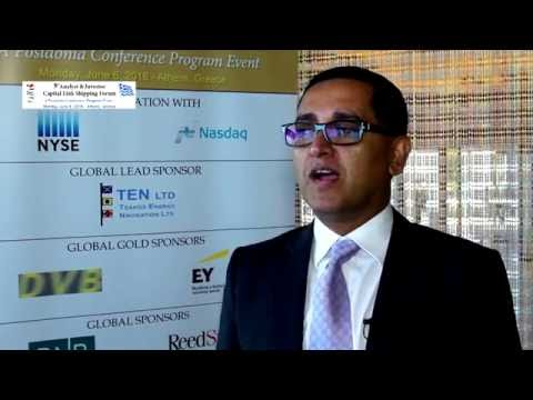 2016 5th Analyst & Investor Capital Link Shipping Forum Interview