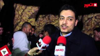أحمد صفوت يهاجم نقابة الممثلين بعد إيقاف «مالك»: كدة مش هنلاقي حد يشتغل (اتفرج)