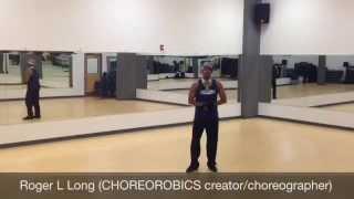 Burn Up the Dancefloor (Pt 2) -Dillon Francis/Skrillex   Choreographer Roger L. Long