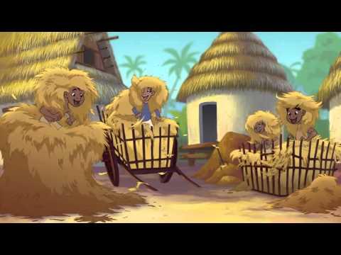 """""""Jungle Rhythm"""" Clip - The Jungle Book 2 Thai HD"""