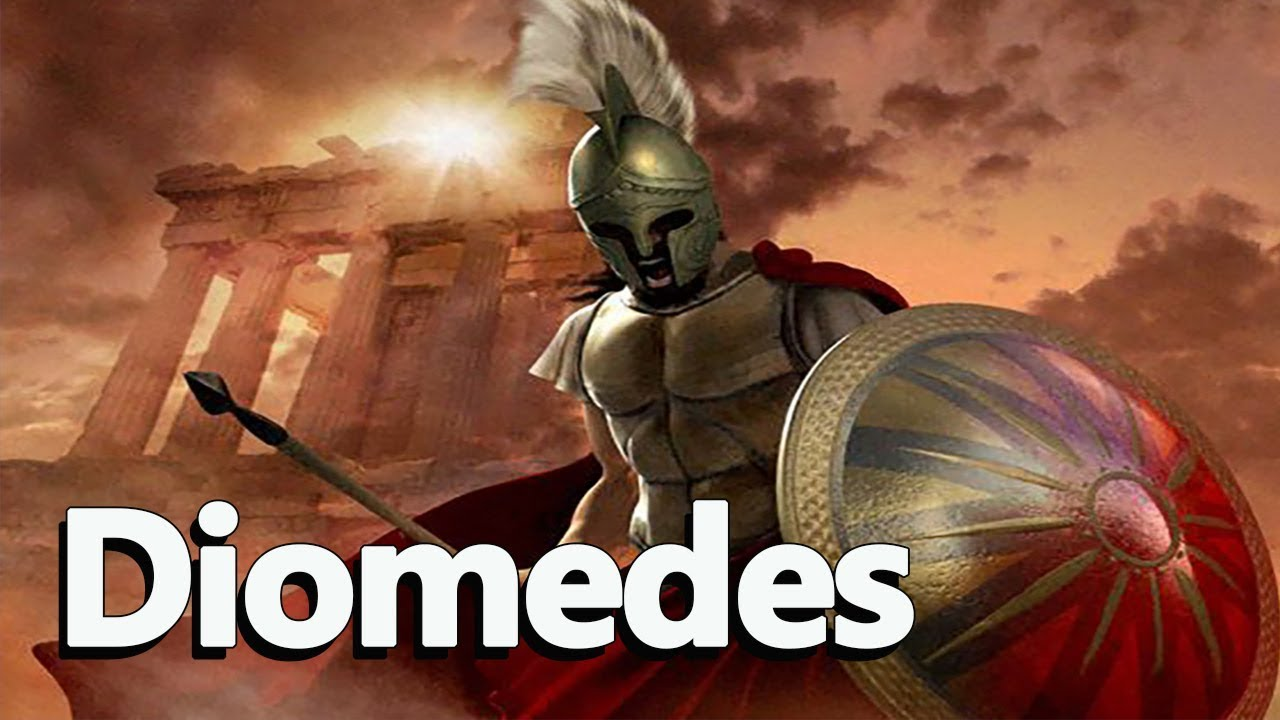 analysis of diomedes fights the gods Diomedes - the ancient greek all star superhero (by ancient greece reloaded) - продолжительность: 4:49 ancient greece r 846 god of war 3 epic gameplay ( kratos vs poseidon full fight ) full hd - продолжительность: 28:01 howbizarreisthat 4 009 372 просмотра.