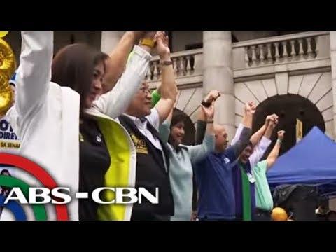 TV Patrol: Otso Diretso nanuyo ng mga OFW sa Hong Kong
