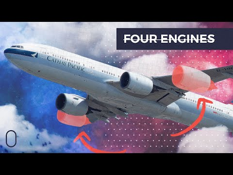 Why Doesn't The Boeing 777 Have Four Engines Like The A340?