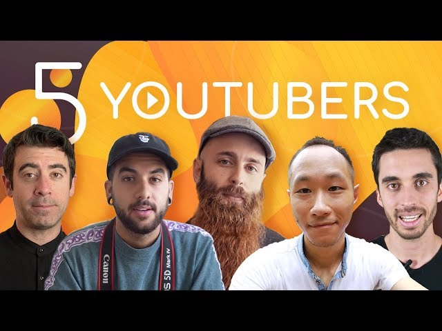 5 Youtubers | 10 SECRETOS | 10 ERRORES
