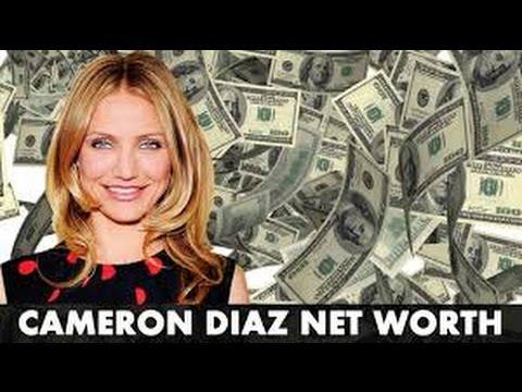 Cameron Diaz Net Worth 2018 - YouTubeCameron Diaz Net Worth 2016