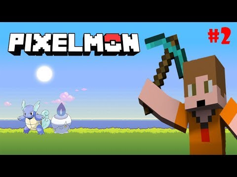 let's play pixelmon #2 our new member